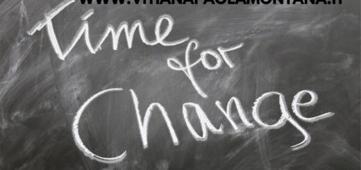tempo di cambiare