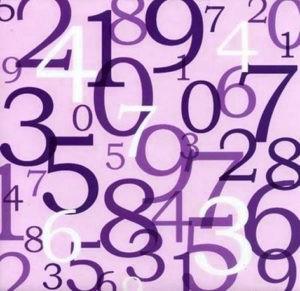 i numeri personali