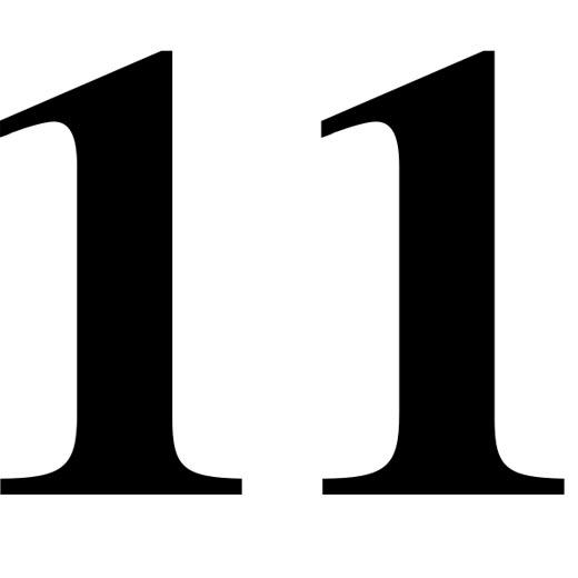 il significato del numero 11