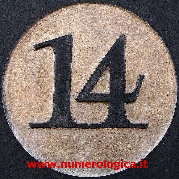 il significato del numero 14