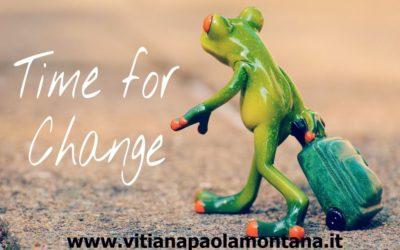 Come cambiare