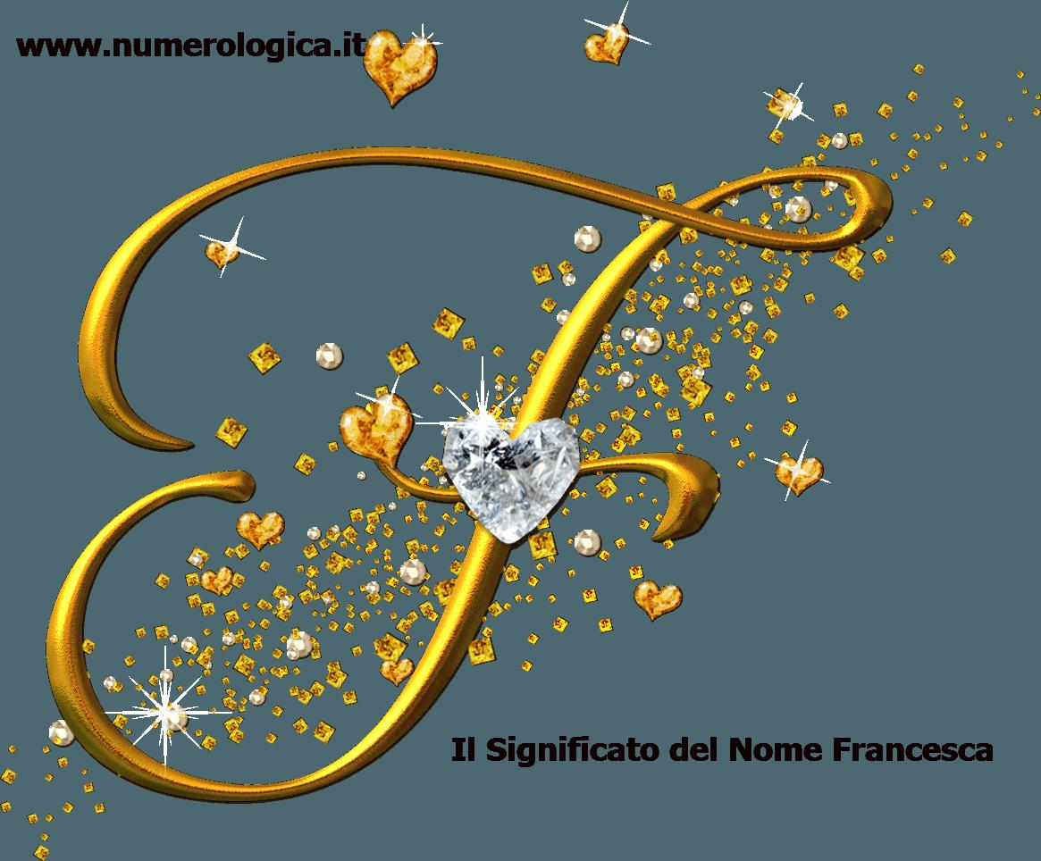 il significato del nome femminile Francesca