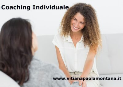 Coaching Individuale con Vitiana