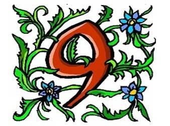 il significato del numero 9