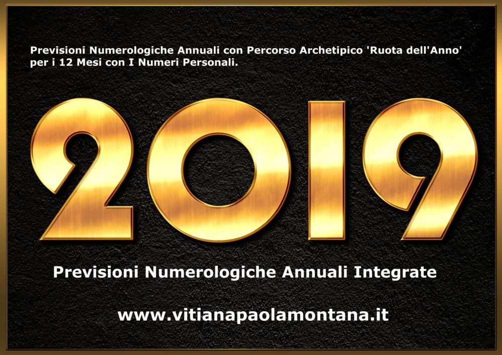 previsioni numerologiche annuali integrate