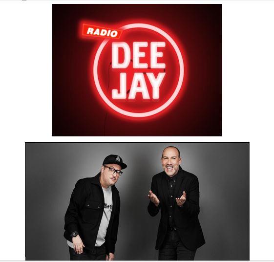 Intervista Radio Deejay